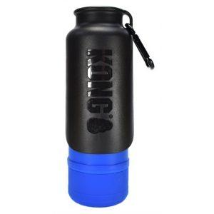 KONG H2O DRINKFLES THERMOS BLAUW 740 ML
